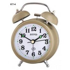 Часы будильник ВОСТОК К877-4