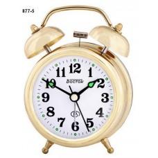 Часы будильник ВОСТОК К877-5