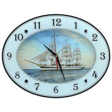 """Часы 21 век """"Корабль"""""""