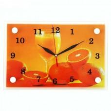 "Часы 21 век ""Апельсин"""