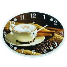 """Часы 21 век """"Кофе"""""""