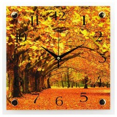 "Часы 21 век ""Осень"""