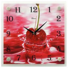 "Часы 21 век ""Вишня"""