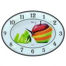 """Часы 21 век """"Яблоко"""""""