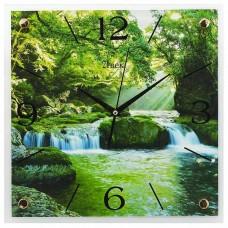 """Часы 21 век """"Водопад"""""""