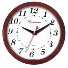 Часы Камелия 208053 красное дерево