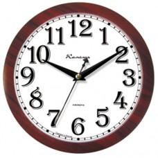 Часы Камелия 228053 красное дерево