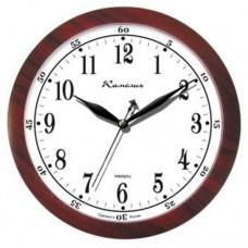 Часы Камелия 308053 красное дерево