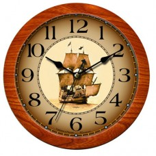 Часы Камелия 328185 корабль