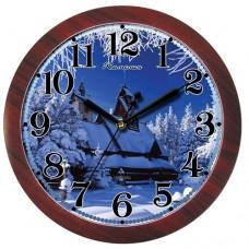 Часы Камелия 38053 зима