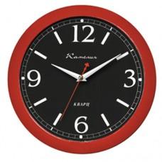 Часы Камелия 4218 чёрно-красные