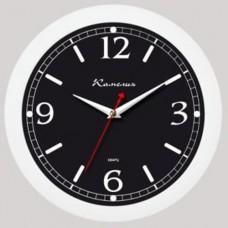 Часы Камелия 4231 чёрно-белые