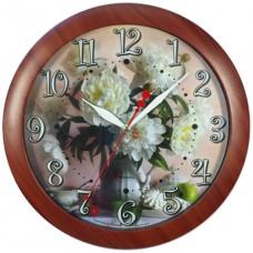 Часы Камелия 4485516 тюльпаны