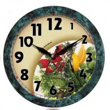 Часы Камелия 508194 клубника