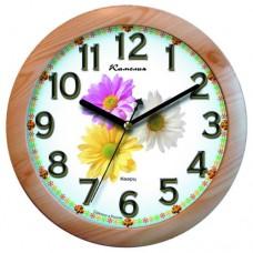 Часы Камелия 758148 хризантемы